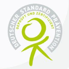 logo praevention bezuschussung krankenkassen